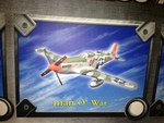 Flight Wing 1/18 Scale WWII USAF 4th Fighter Group P-51D Man of War Plane FW001B FW001B